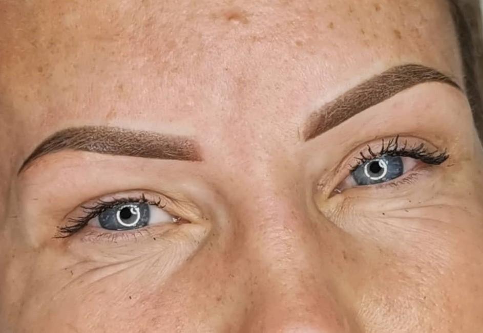 tatuera ögonbryn billigt
