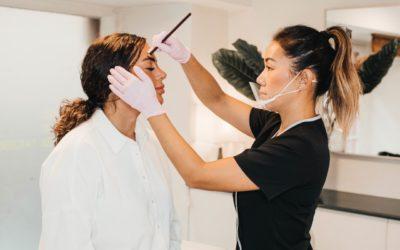 Olika tekniker av kosmetisk tatuering